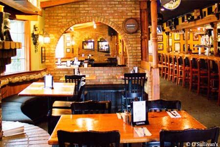 O'Sullivan's Irish Pub & Restaurant, Carlsbad, CA
