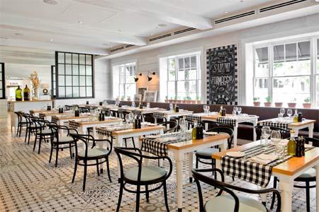 Pacci Italian Kitchen + Bar, Savannah, GA