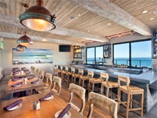 Dining Room at Pacific Coast Grill, Cardiff, CA