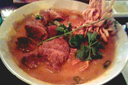 Pai Northern Thai Kitchen, Toronto, canada