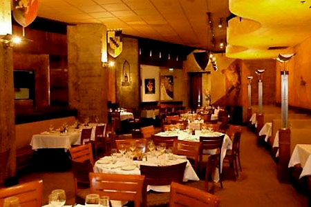 Dining Room at Palio d