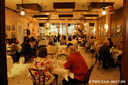 Palm Court Jazz Cafe, New Orleans, LA