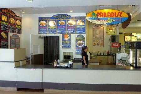 Paradise Pizza & Grill, Waikoloa, HI
