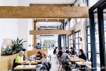 Paramount Coffee Project, Los Angeles, CA