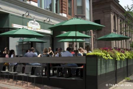 Parish Cafe and Bar, Boston, MA