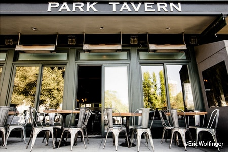 Dining Room at Park Tavern, San Francisco , CA