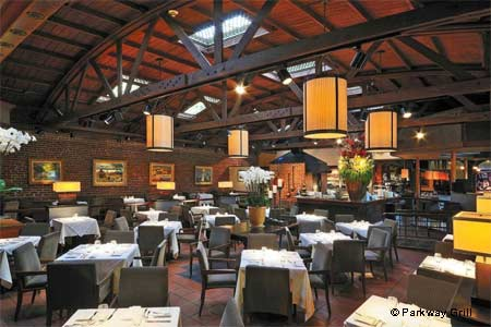 Parkway Grill, Pasadena, CA