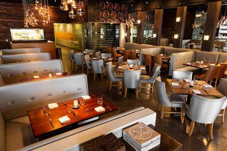 Partage restaurant in Las Vegas