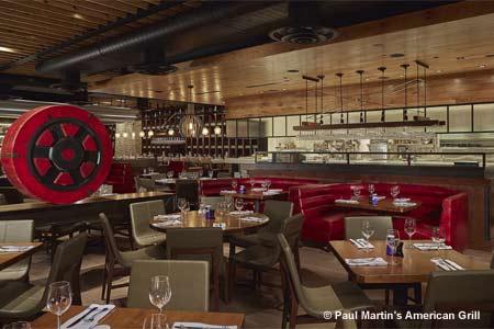 Paul Martin's American Grill, Dallas, TX