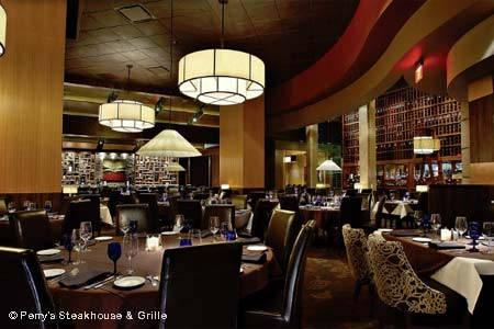 Perry's Steakhouse & Grille, San Antonio, TX