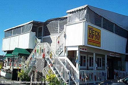 Petey's Summertime Seafood & Bar
