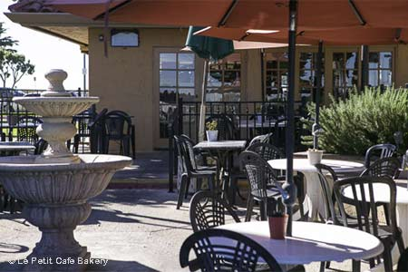 Le Petit Cafe Bakery is one of GAYOT's Best Outdoor Dining Restaurants in Ventura, CA