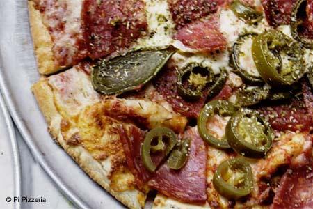 Pi Pizzeria, St. Louis, MO