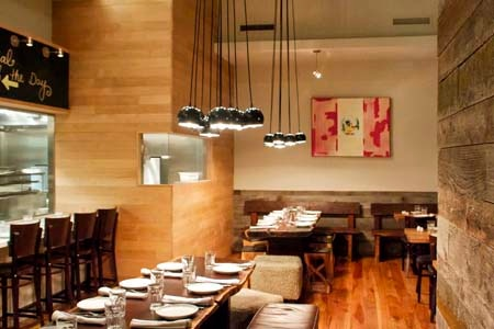 Dining Room at Picca, Los Angeles, CA