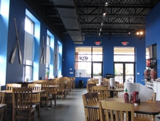 Dining Room at Pier 213 Seafood, Marietta, GA
