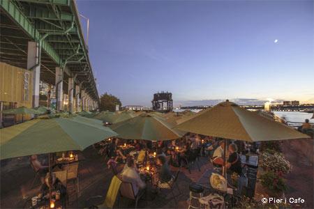 Pier i Cafe, New York, NY