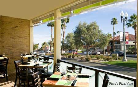 Piero's PizzaVino, Palm Desert, CA