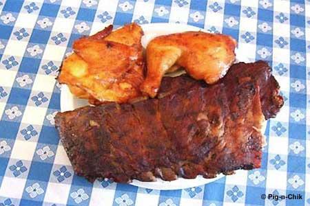 Pig-n-Chik, Atlanta, GA