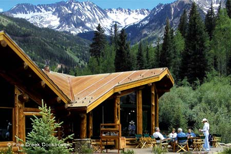 Pine Creek Cookhouse, Aspen, CO