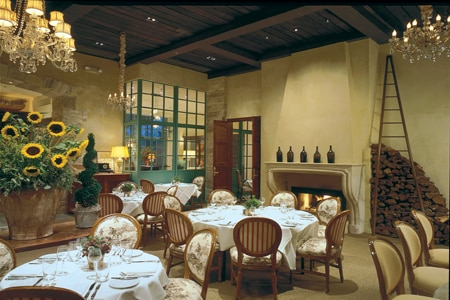 Dining Room at Pinot Provence, Costa Mesa, CA