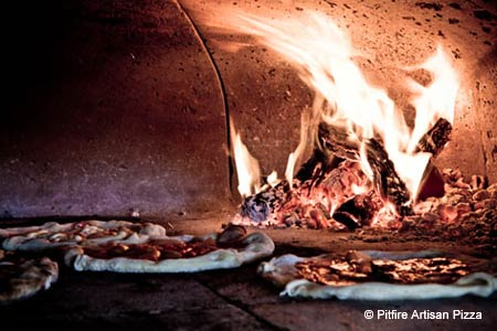 Pitfire Artisan Pizza, one of GAYOT's Best Pizza Restaurants in South Bay & Long Beach