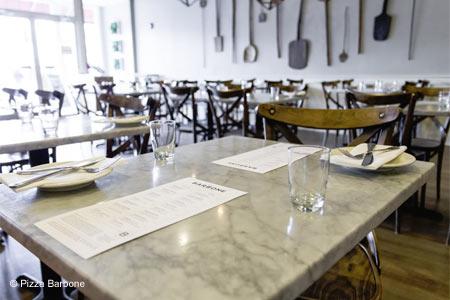 Pizza Barbone in Hyannis is one of GAYOT's Best Kid-Friendly Restaurants in Cape Cod