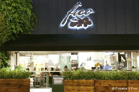 Pizzeria il Fico, Los Angeles, CA