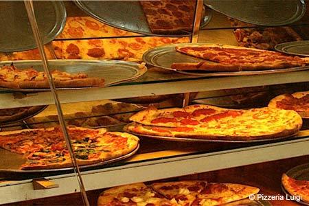 Pizzeria Luigi, San Diego, CA