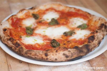 Pizzeria Sapori in Newport Beach serves some of the best pizza in Orange County, California