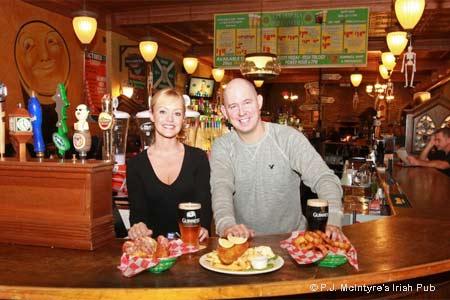 P.J. McIntyre's Irish Pub, Cleveland, OH