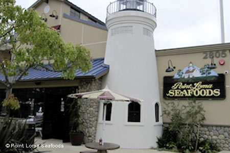 Point Loma Seafoods, San Diego, CA