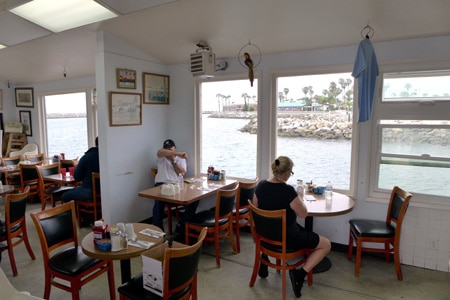 Polly's On The Pier, Redondo Beach, CA