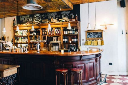 Polpo, one of GAYOT's Best Wine Bars in London