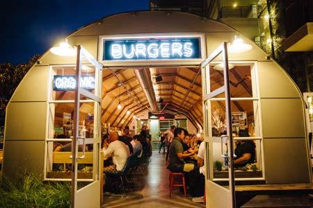 Pono Burger, Santa Monica, CA
