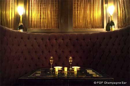 POP Champagne Bar & Restaurant, Pasadena, CA