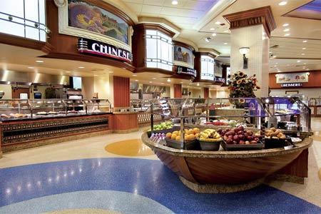 Ports O' Call Buffet, Las Vegas, NV