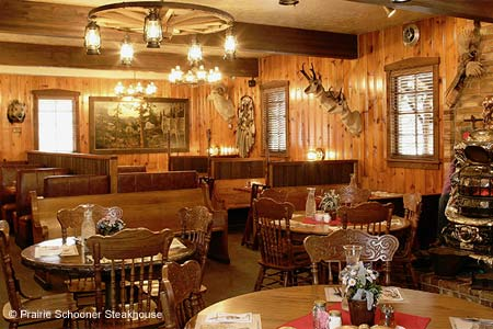 Prairie Schooner Steakhouse
