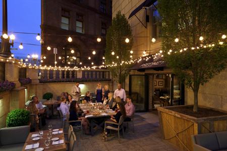Precinct Kitchen + Bar, Boston, MA