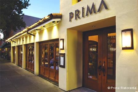 Prima Ristorante, Walnut Creek, CA