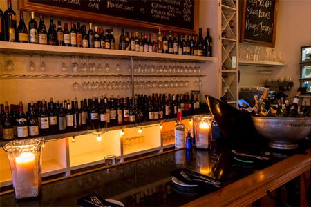 THIS RESTAURANT IS CLOSED Primitivo Wine Bistro, Venice, CA