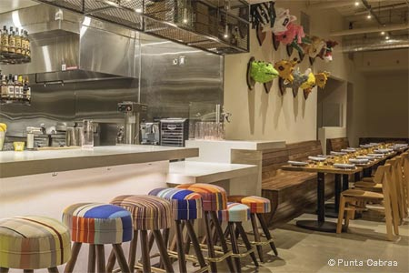 Punta Cabras has re-launched 2.0 in a new Santa Monica location