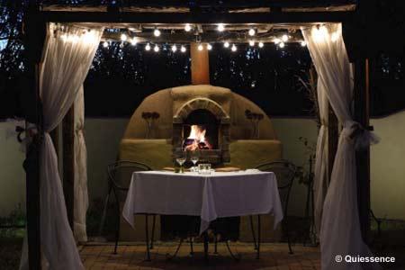 Dining Room at Quiessence, Phoenix, AZ