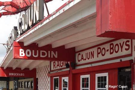 Ragin' Cajun, Houston, TX