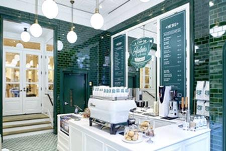 Ralph's Coffee, New York, NY