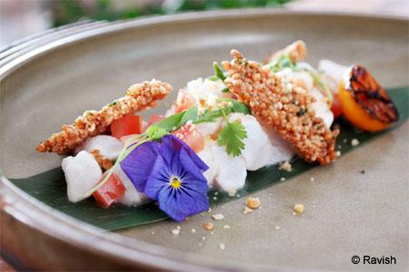 Ravish restaurant has opened at The Modern Honolulu