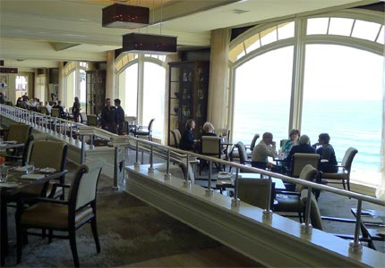 Dining Room at RAYA, Dana Point, CA