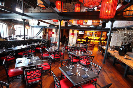 Red Lantern, Boston, MA