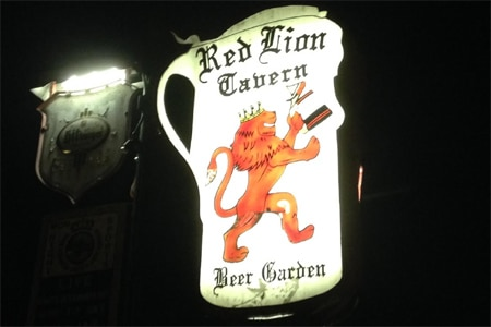 Red Lion Tavern, Los Angeles, CA
