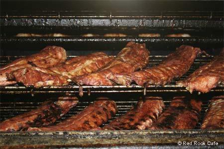 Red Rock Cafe & Backdoor BBQ, Napa, CA