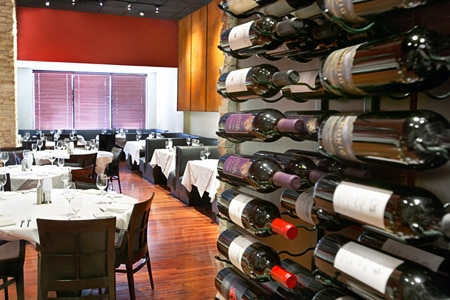 Dining room at Red, the Steakhouse, Beachwood, OH